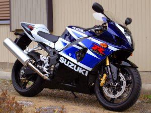The Suzuki GSX-R1000