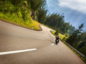 A Fun Motorcycling Route on the UK's North Coast